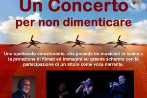 MOVIETRIO IN 'CONCERTO PER NON DIMENTICARE'