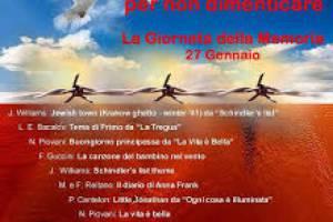 Concerto MOVIETRIO 'PER NON DIMENTICARE' in occasione della giornata della memoria