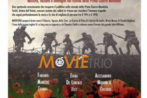 MOVIETRIO IN CONCERTO - LA GRANDE GUERRA