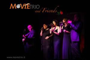 CONCERTO MOVIETRIO & FRIENDS - 'AMORE CHE VIENI, AMORE CHE VAI'